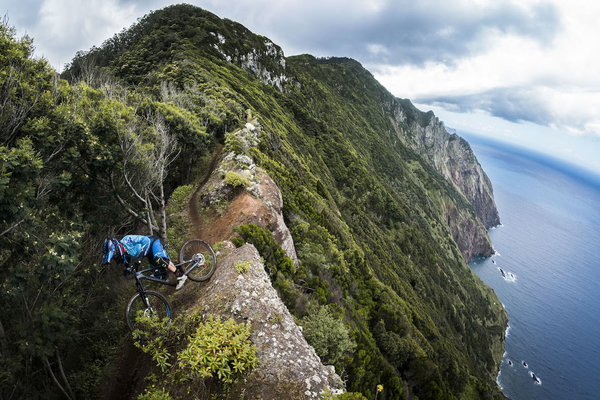 Madeira er tilbake som en av åtte runder i Enduro World Series 2019. Foto: Enduro World Series